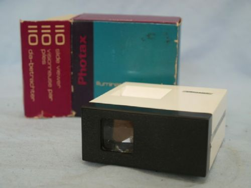 '  110 ' Boxed 110 Slide Viewer £5.99
